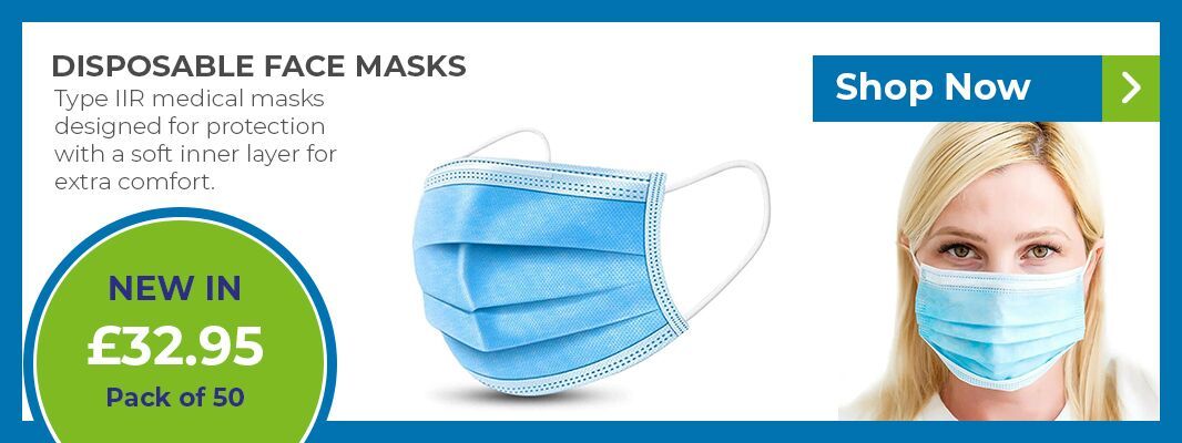 Shop Disposable Face Masks